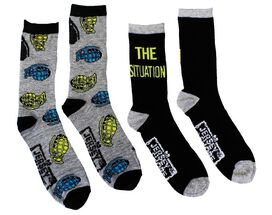 Jersey Shore Grenade & The Situation Socks [2 pairs]