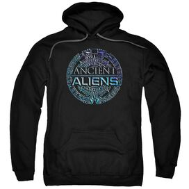 Ancient Aliens Symbol Logo Adult Pull Over Hoodie