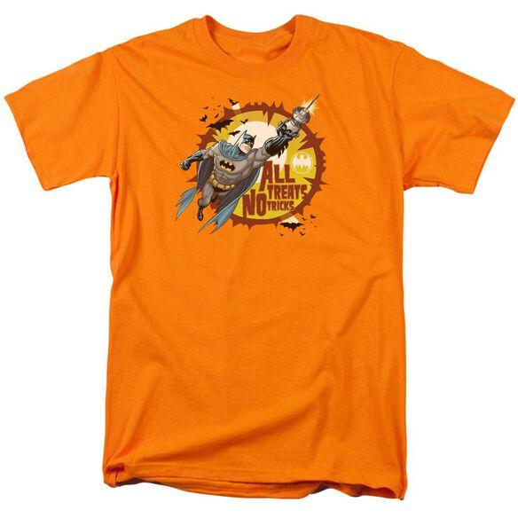 Batman All Treats Short Sleeve Adult T-Shirt