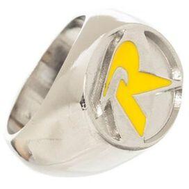 Robin Logo Signet Ring