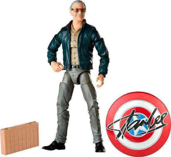 Marvel Legends 80th Anniversary Stan Lee Action Figure