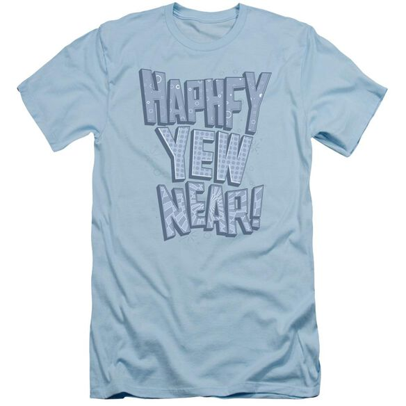 Haphfy New Year Short Sleeve Adult Light T-Shirt