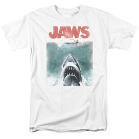 JAWS VINTAGE POSTER-S/S T-Shirt
