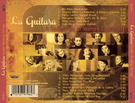 Various Artists - Guitara: Gender Bending Strings