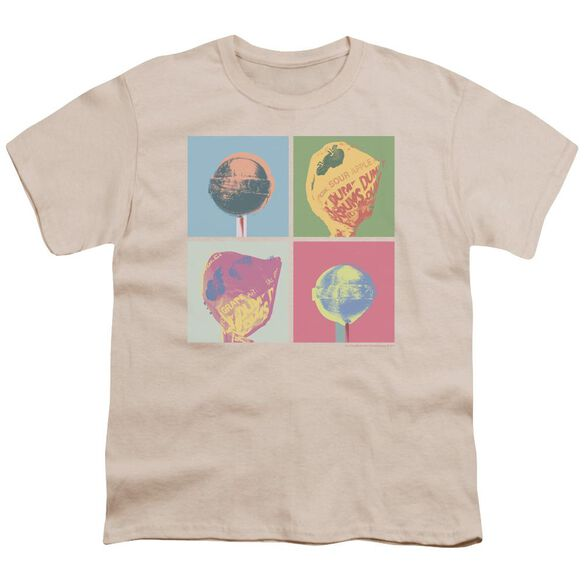 Dum Dums Pop Art Short Sleeve Youth T-Shirt