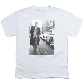 Dean On The Street Short Sleeve Youth T-Shirt