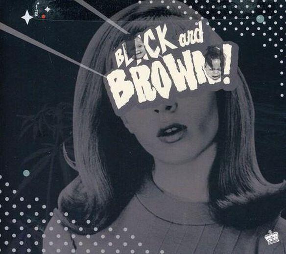Black Milk/ Danny Brown - Black & Brown
