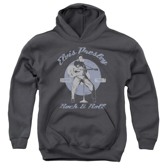Elvis Rock & Roll Youth Pull Over Hoodie