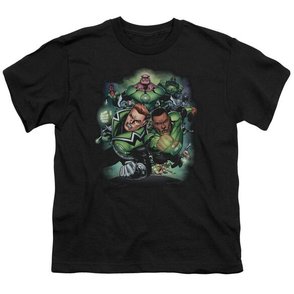 Green Lantern Corps #1 Short Sleeve Youth T-Shirt