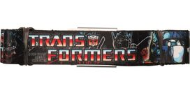Transformers Autobot Optimus Seatbelt Belt