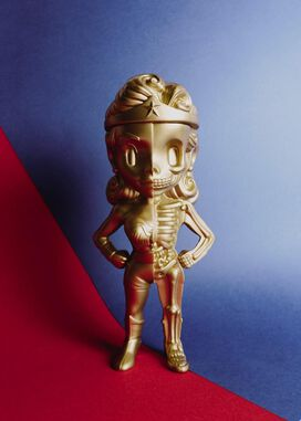 XXRAY Wonder Woman Limited Edition Gold