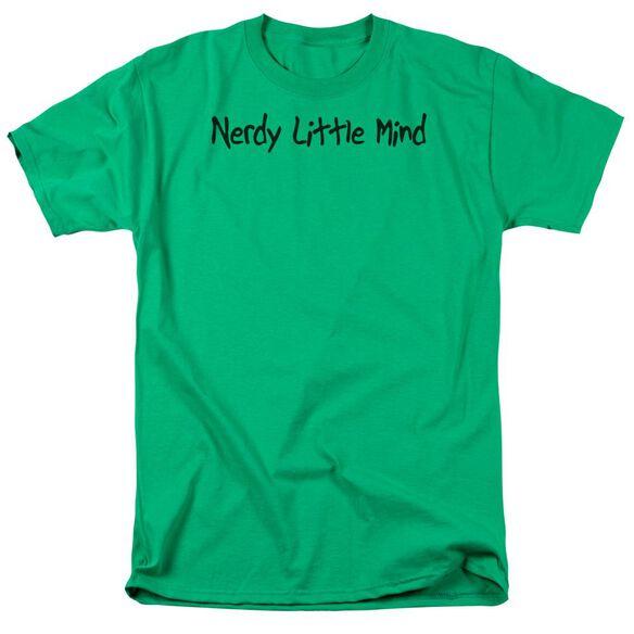 Nerdy Little Mind Short Sleeve Adult Kelly T-Shirt