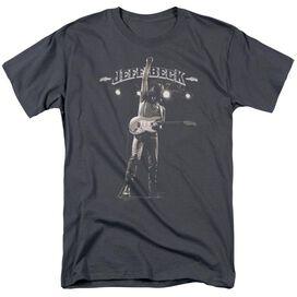Jeff Beck Guitar God Short Sleeve Adult T-Shirt
