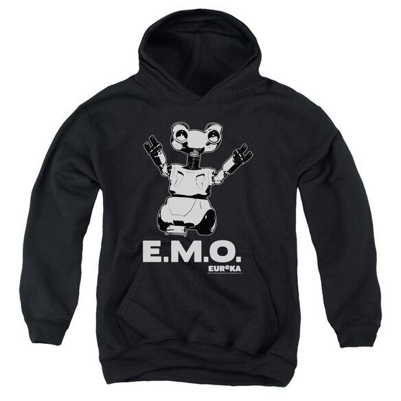 Eureka Emo Youth Pull Over Hoodie