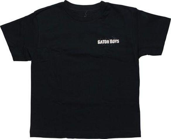 Gator Boys Splatter Logo Youth T-Shirt