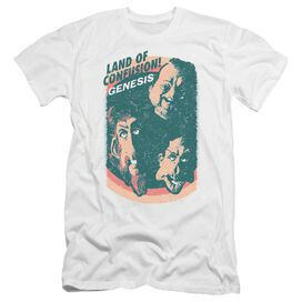 Genesis Land Of Confusion Hbo Short Sleeve Adult T-Shirt
