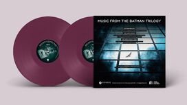 London Music Works - Music From The Batman Trilogy [Exclusive 2LP Purple Vinyl]