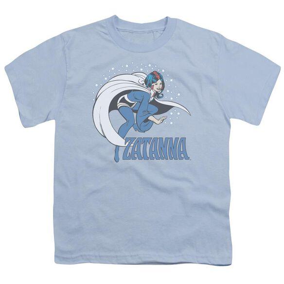 Dc Zatanna Short Sleeve Youth Light T-Shirt