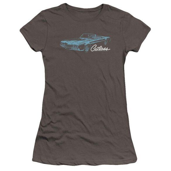 Oldsmobile 68 Cutlass Premium Bella Junior Sheer Jersey