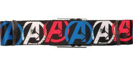 Avengers Color Logo Wrap Seatbelt Belt