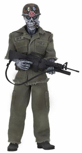 NECA Stormtroopers of Death Sgt. D Clothed Action Figure