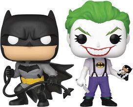 Funko Pop! DC Comics: Batman White Knight Batman/Joker PX Figure 2Pk (PX Exclusive - SDCC 2021)