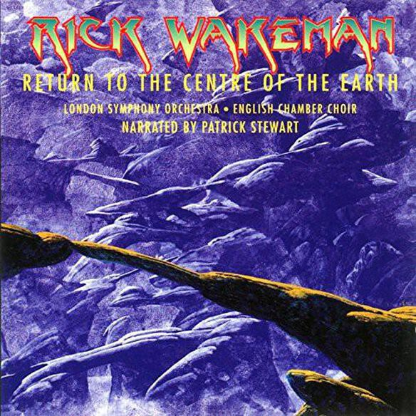 Return To The Centre Of The Earth (Dig)