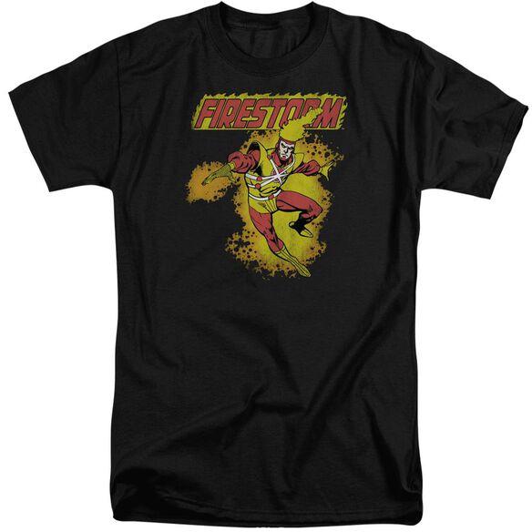 Dc Firestorm Short Sleeve Adult Tall T-Shirt