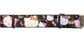 Hello Kitty Neon Outlines Mesh Belt