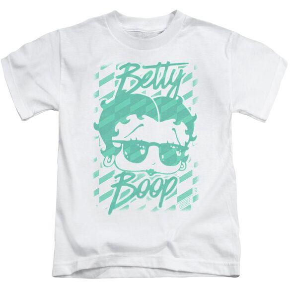 Betty Boop Summer Shades Short Sleeve Juvenile T-Shirt