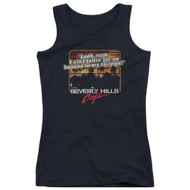 Beverly Hills Cop Banana In My Tailpipe - Juniors Tank Top