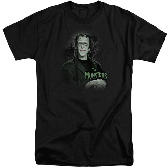 The Munsters Man Of The House Short Sleeve Adult Tall T-Shirt