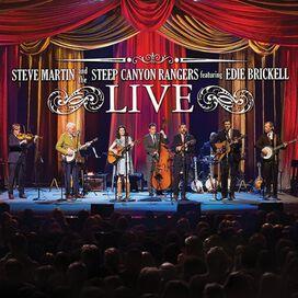 Steve Martin & the Steep Canyon Rangers - Steve Martin & the Steep Canyon Rangers Featuring