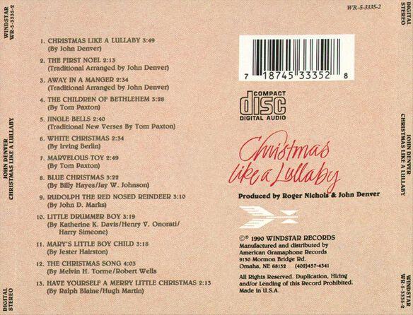Christmas Like A Lull0990