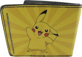 Pokemon Pikachu Leap Wave Wallet