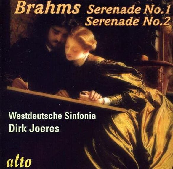Dirk Joeres - Serenades for Orchestra