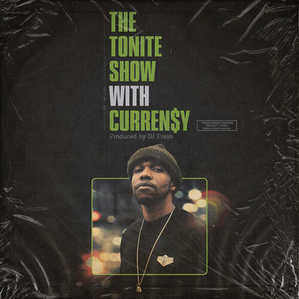 DJ.Fresh - The Tonite Show With Curren$y