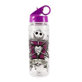 Nightmare Before Christmas Master of Fright Tritan Water Bottle