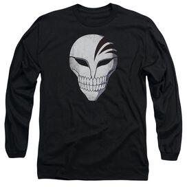 Bleach Mask Long Sleeve Adult T-Shirt