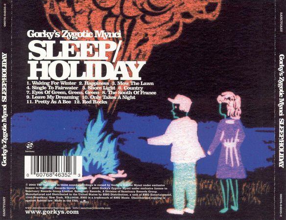 Sleep/Holiday 0903