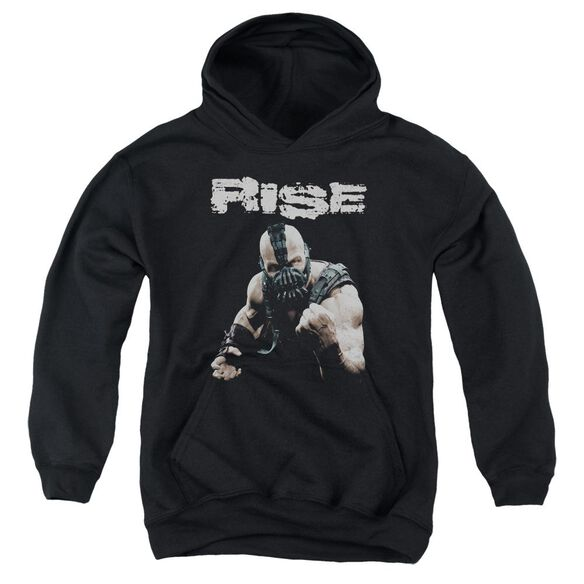 Dark Knight Rises Rise Youth Pull Over Hoodie