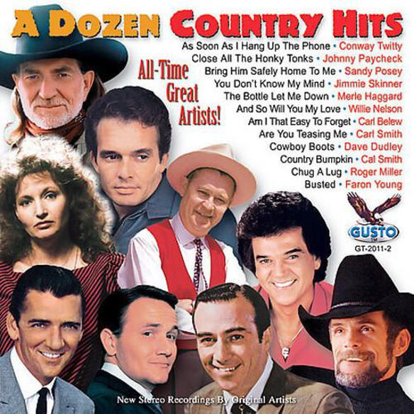 Dozen Country Hits / Various