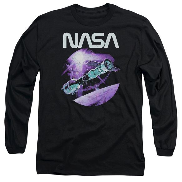 Nasa Come Together Long Sleeve Adult T-Shirt