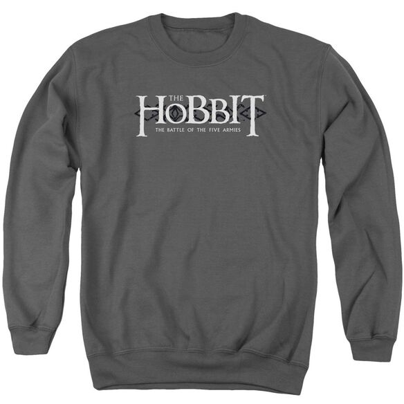 Hobbit Ornate Logo Adult Crewneck Sweatshirt