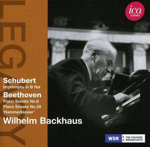 Legacy: Schubert & Backhaus