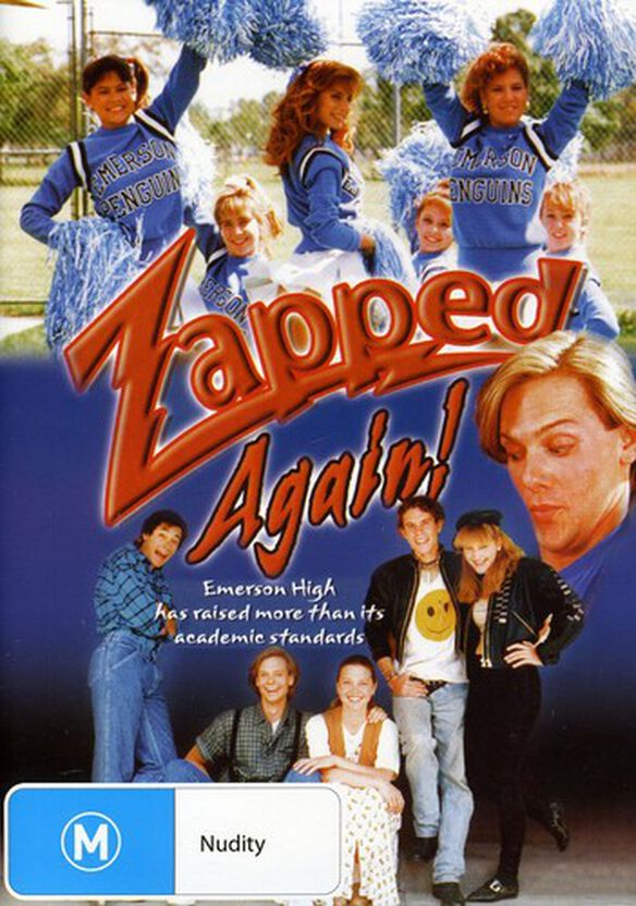 Zapped Again!