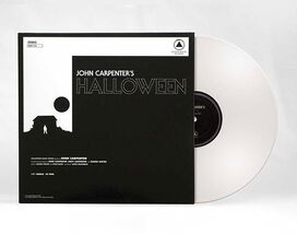 John Carpenter - Halloween 12 Inch Single [Exclusive Michael Myers Mask White Vinyl]