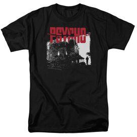 Psycho Bates House Short Sleeve Adult T-Shirt