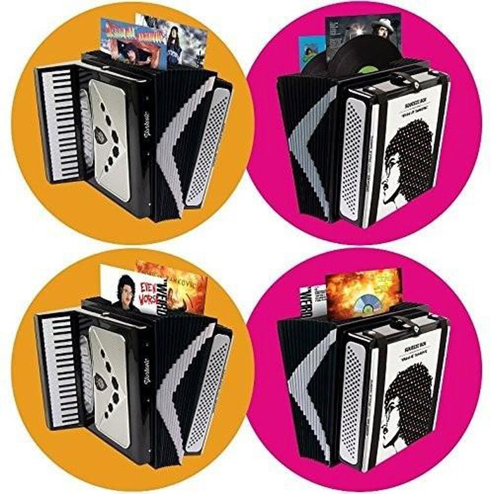 Squeeze Box Complete Works Of Weird Al Yankovic By Weird