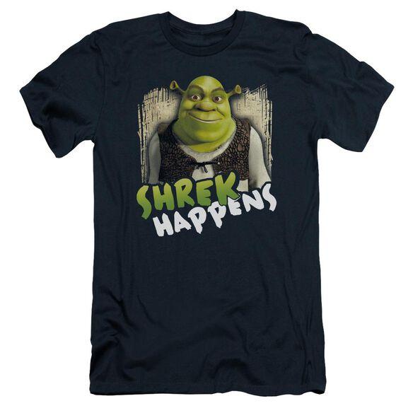 Shrek Happens Short Sleeve Adult T-Shirt
